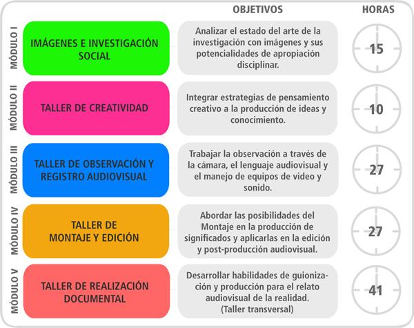 Diplomado Narrativa Audiovisual En Las Ciencias Sociales